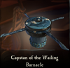 Sea of Thieves - Capstan of the Wailing Barnacle