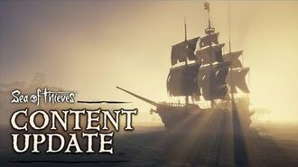 Official Sea of Thieves Content Update Shrouded Spoils