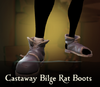 Sea of Thieves - Castaway Bilge Rat Boots