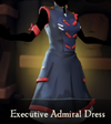 Sea of Thieves - Executive Admiral Dress