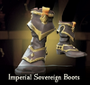 Sea of Thieves - Imperial Sovereign Boots