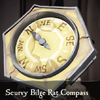 Sea of Thieves - Scurvy Bilge Rat Compass