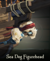Sea of Thieves - Sea Dog Figurehead-0