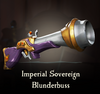 Sea of Thieves - Imperial Sovereign Blunderbuss