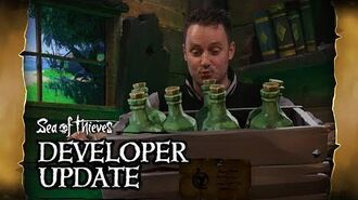 Official Sea of Thieves Developer Update October 10th 2018