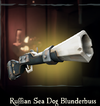 Ruffian Sea Dog Blunderbuss