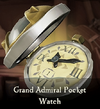Sea of Thieves - Grand Admiral Pocket Watch
