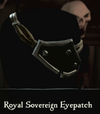 Sea of Thieves - Royal Sovereign Eyepatch