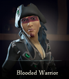 SoT Face paint blooded warrior