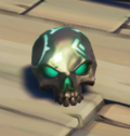 Disgraced Bounty Skull
