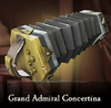 Sea of Thieves - Grand Admiral Concertina