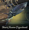 Sea of Thieves - Shark Hunter Figurehead