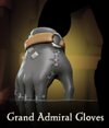 Sea of Thieves - Grand Admiral Gloves
