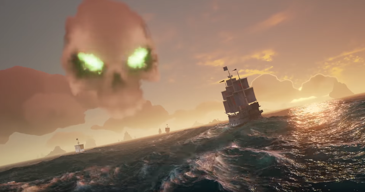 Skeleton Forts | Sea of Thieves Wiki | FANDOM powered by Wikia