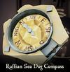 Sea of Thieves - Ruffian Sea Dog Compass