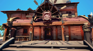 Sea of Thieves - The George and Kraken Tavern