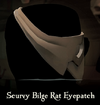 Sea of Thieves - Scurvy Bilge Rat Eyepatch