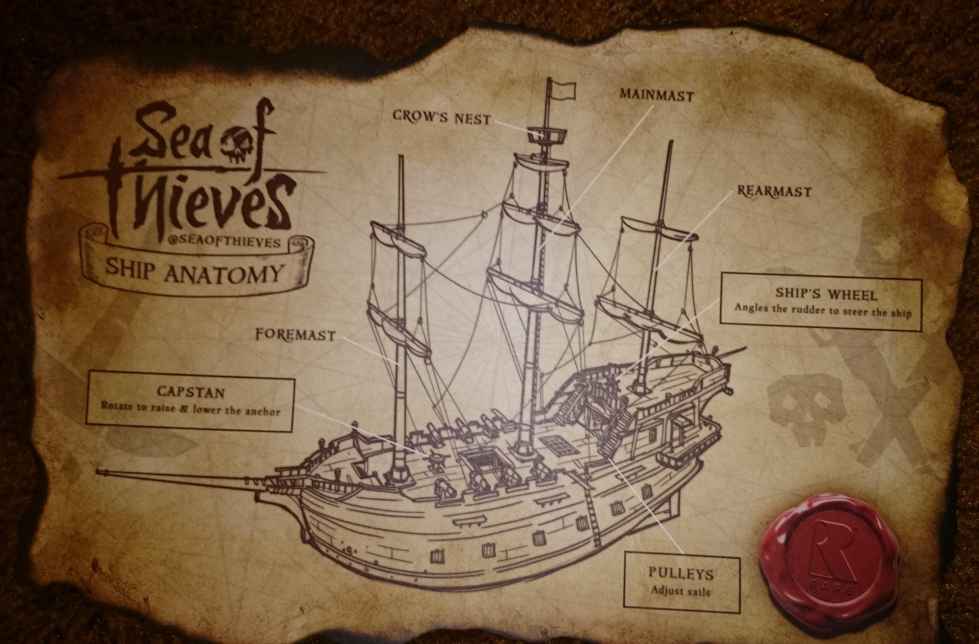 Automatic Custom Ship on Start | Sea of Thieves Forum