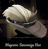 Sea of Thieves - Majestic Sovereign Hat