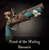 Sea of Thieves - Pistol of The Wailing Barnacle