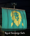 Sea of Thieves - Royal Sovereign Sails