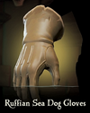 Sea of Thieves - Ruffian Sea Dog Gloves