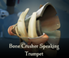 Sea of Thieves - Bone Crusher Speaking Trumpet