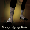 Sea of Thieves - Scurvy Bilge Rat Boots