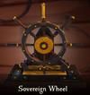 Sea of Thieves - Sovereign Wheel