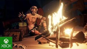 Sea of Thieves The Hungering Deep Trailer
