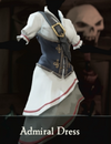 Sea of Thieves - Admiral Dress