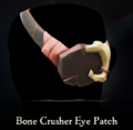 Sea of Thieves - Bone Crusher Eyepatch