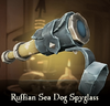Sea of Thieves - Ruffian Sea Dog Spyglass