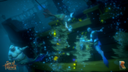 Mermaids shipwreck