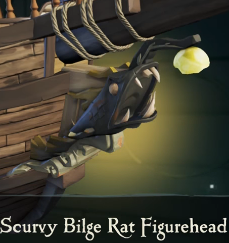 Figureheads | Sea of Thieves Wiki | FANDOM powered by Wikia