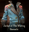 Sea of Thieves - Jacket of the Wailing Barnacle