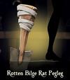 Sea of Thieves - Rotten Bilge Rat Pegleg
