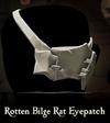 Sea of Thieves - Rotten Bilge Rat Eyepatch