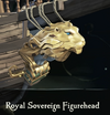 Sea of Thieves - Royal Sovereign Figurehead