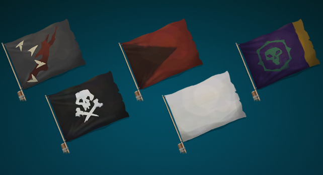 Flags | Sea of Thieves Wiki | FANDOM powered by Wikia