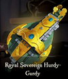 Sea of Thieves - Royal Sovereign Hurdy-Gurdy