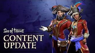 Official Sea of Thieves Content Update The Arena