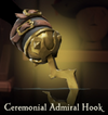 Sea of Thieves - Ceremonial Admiral Hook