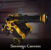 Sea of Thieves - Sovereign Cannons