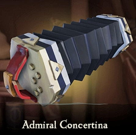 Admiral Concertina | Sea of Thieves Wiki | FANDOM powered by
