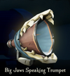 Sea of Thieves - Big Jaws Speaking Trumpet