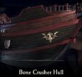 Sea of Thieves - Bone Crusher Hull