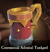 Sea of Thieves - Ceremonial Admiral Tankard