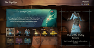 Sea of Thieves - Bilge Rat items for the Sunken Curse