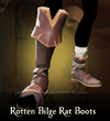Sea of Thieves - Rotten Bilge Rat Boots